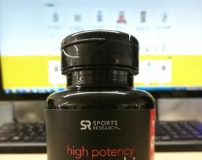 虾青素原料供应商大起底---Sports Research 高剂量椰油虾青素