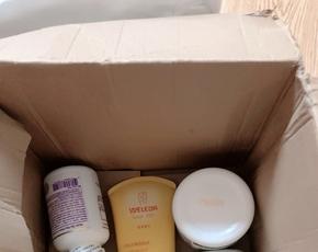 【京配晒单201】welela婴儿洗发沐浴、大绿、姜黄