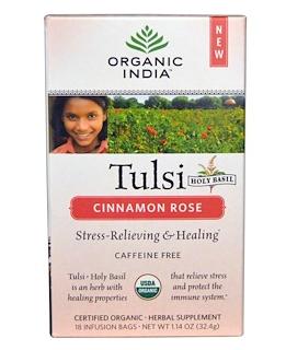 7.Organic India, 紫苏茶,不含咖啡因,肉桂,18包,1.14盎司(32.4克).png.png