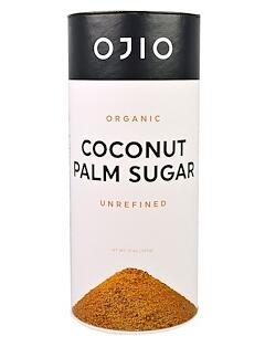 3.Ojio, 有机椰子糖,未加工,12盎司(340克).jpg