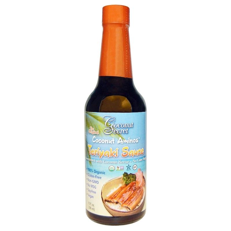 Coconut Secret, 照烧酱,椰子氨基.jpg