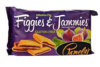 4.Pamela's Products, 菲姬与杰米斯,超大饼干,无花果,9盎司(255克).png.png