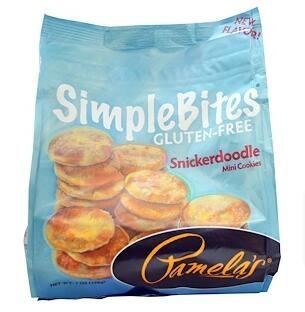6.Pamela's Products, Simplebites,肉桂味迷你饼干,不含麸质,7 盎司(198 克.jpg
