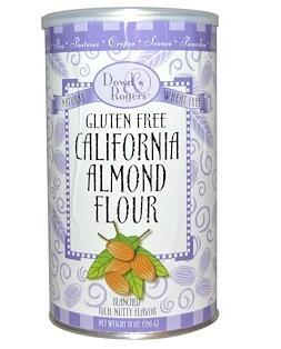 5.FunFresh Foods, Dowd & Rogers, 加利福尼亚杏仁粉,无麸质, 14 盎司 (396 克).jpg.jpg