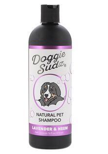 3。Doggie Sudz, Natural Pet Shampoo, Lavender & Neem, 16 fl oz (474 ml).jpg