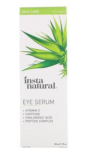 3。InstaNatural, 眼部精华,防老化,1液盎司(30毫升).png