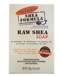 8。Palmer's, 乳木果油配方,原生态料乳木果油皂,含维生素 E,3.5 盎司(100 克.png