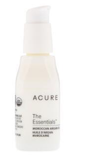 1.Acure, The Essentials,摩洛哥坚果油,1 液体盎司(30 毫升).jpg