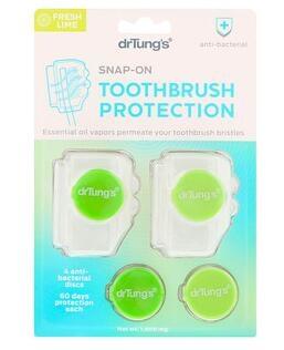 3.Dr. Tung's, 扣合式牙刷消毒器,新鲜青柠,1600 毫克.jpg