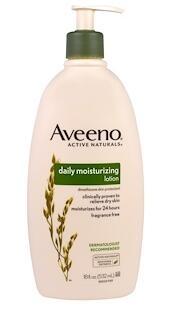 2.Aveeno, Active Naturals,日常保湿露,不含香精,18 fl oz (532 ml).jpg