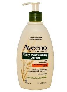 5.Aveeno, Active Naturals, Daily Moisturizing Lotion, SPF15, 12 fl oz.jpg