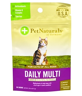2.Pet Naturals of Vermont, 每日多元营养片,适合猫,30片,1.32 oz (37.5 g).png.png