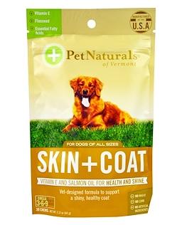 3.Pet Naturals of Vermont, 美毛咀嚼片,适合犬,30片,2.12 oz (60g).png