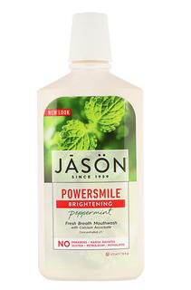8.Jason Natural, Powersmile,美牙漱口水,薄荷味,16液体盎司(473毫升).png.png