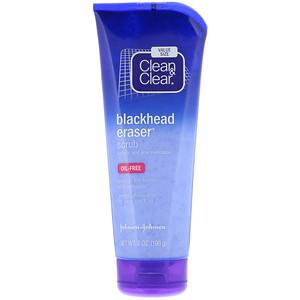 3.Clean & Clear, 去黑头磨砂膏,7盎司(198克).jpg