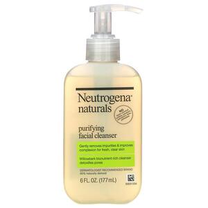 9Neutrogena, 净化洁面乳,6液盎司(177毫升).jpg
