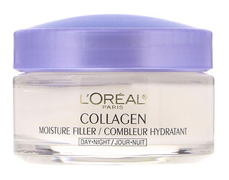 3.L'Oreal, Collagen Moisture Filler, 日晚霜.png