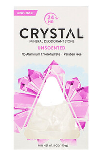 5.5. Crystal Body Deodorant, Mineral Deodorant Stone, Unscented, 5 oz (140 g).png