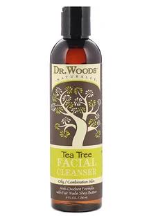 7.Dr. Woods, 茶树油洁面乳,8盎司(236毫升).png