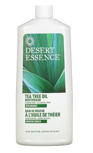 9.Desert Essence, 茶树油漱口水,绿薄荷味,16 液量盎司(473 毫升).png