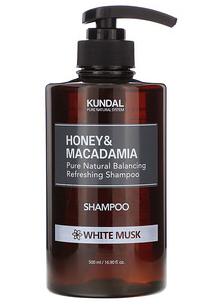 2.Kundal, 蜂蜜澳洲坚果洗发水,白麝香,16.90 液量盎司(500 毫升).png