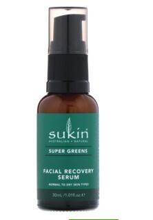 5.Sukin, 超级绿色,面部修复精华,1.01液盎司(30毫升).jpg