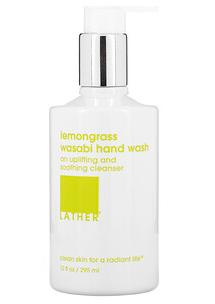 2.Lather, 柠檬草山嵛菜洗手液,10 液量盎司(295 毫升).png