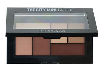3.Maybelline, The City Mini 系列眼影盘,480 城镇哑光,0.14 盎司.png