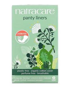 7.Natracare, 护垫,有机棉套,曲线型,30 片.png