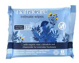 6.Natracare, 女性私密处用有机棉湿巾,12片.png