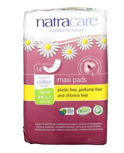 3.Natracare, Maxi 卫生巾,常规,14 片.png