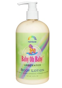 5. Rainbow Research, Baby Oh Baby,草本身体乳,无香.png