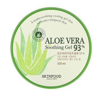 4 Skinfood, Aloe Vera 93% Soothing Gel, 300 ml.png