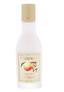 6 Skinfood, 蜜桃清酒乳液,4.56液体盎司(135毫升).png