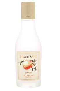 7 Skinfood, Peach Sake Toner, 4.56 oz (135 ml).png